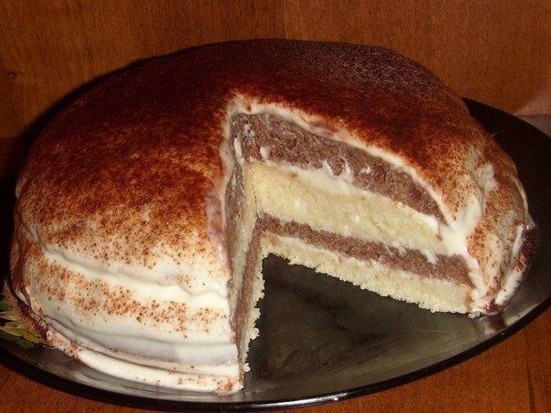 Рецепт вкусного и легкого торта с фото